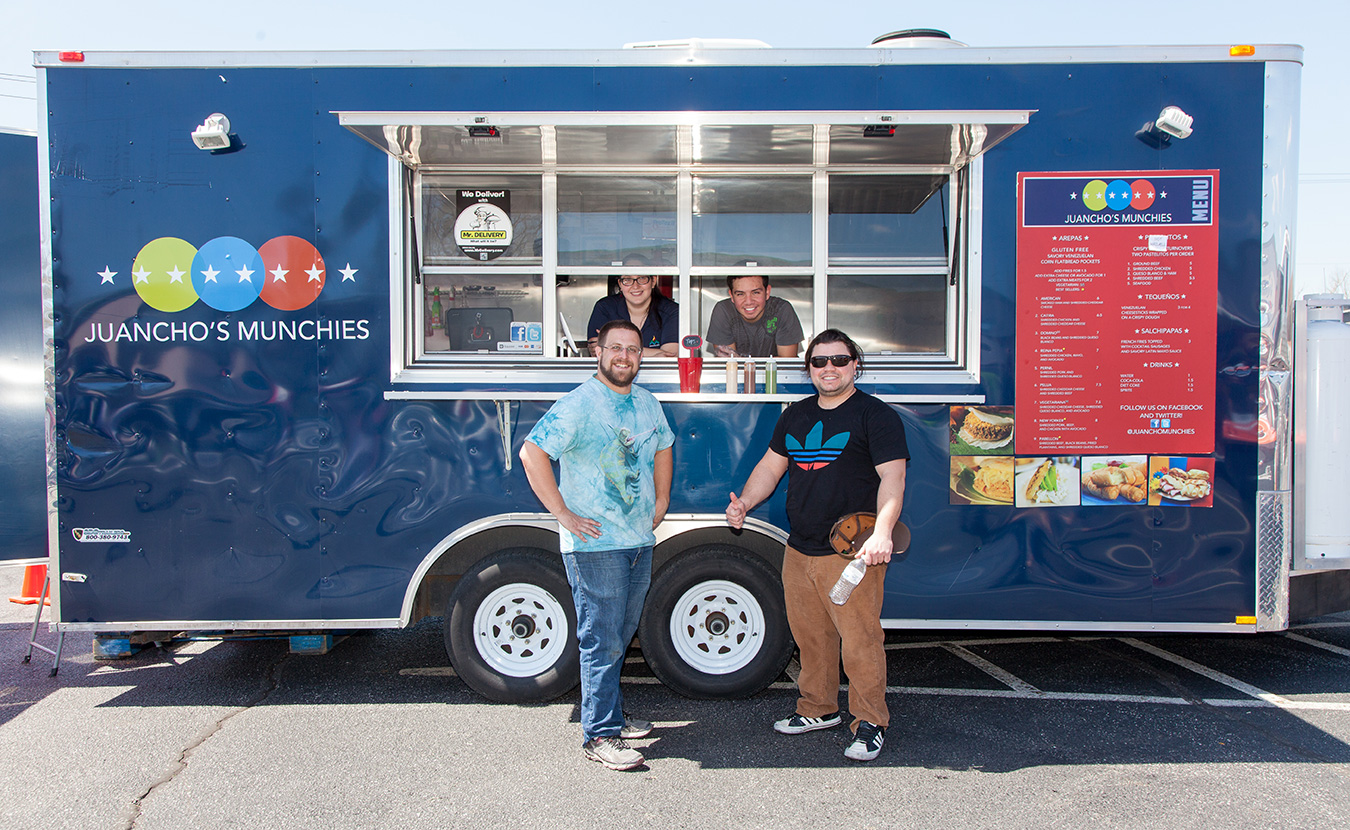 Keith S Bbq Food Truck