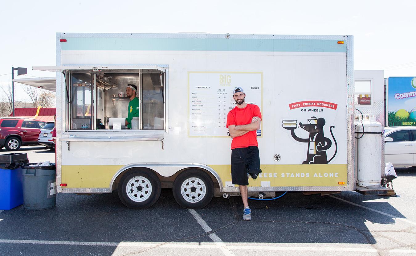 Food Trucks In Bloomington Indiana