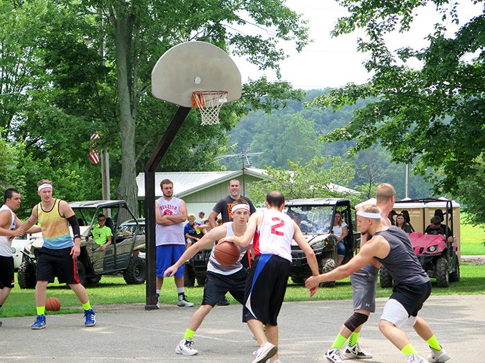 Celebration events also include men's and women's three-on-three basketball tournaments. | Limestone Post