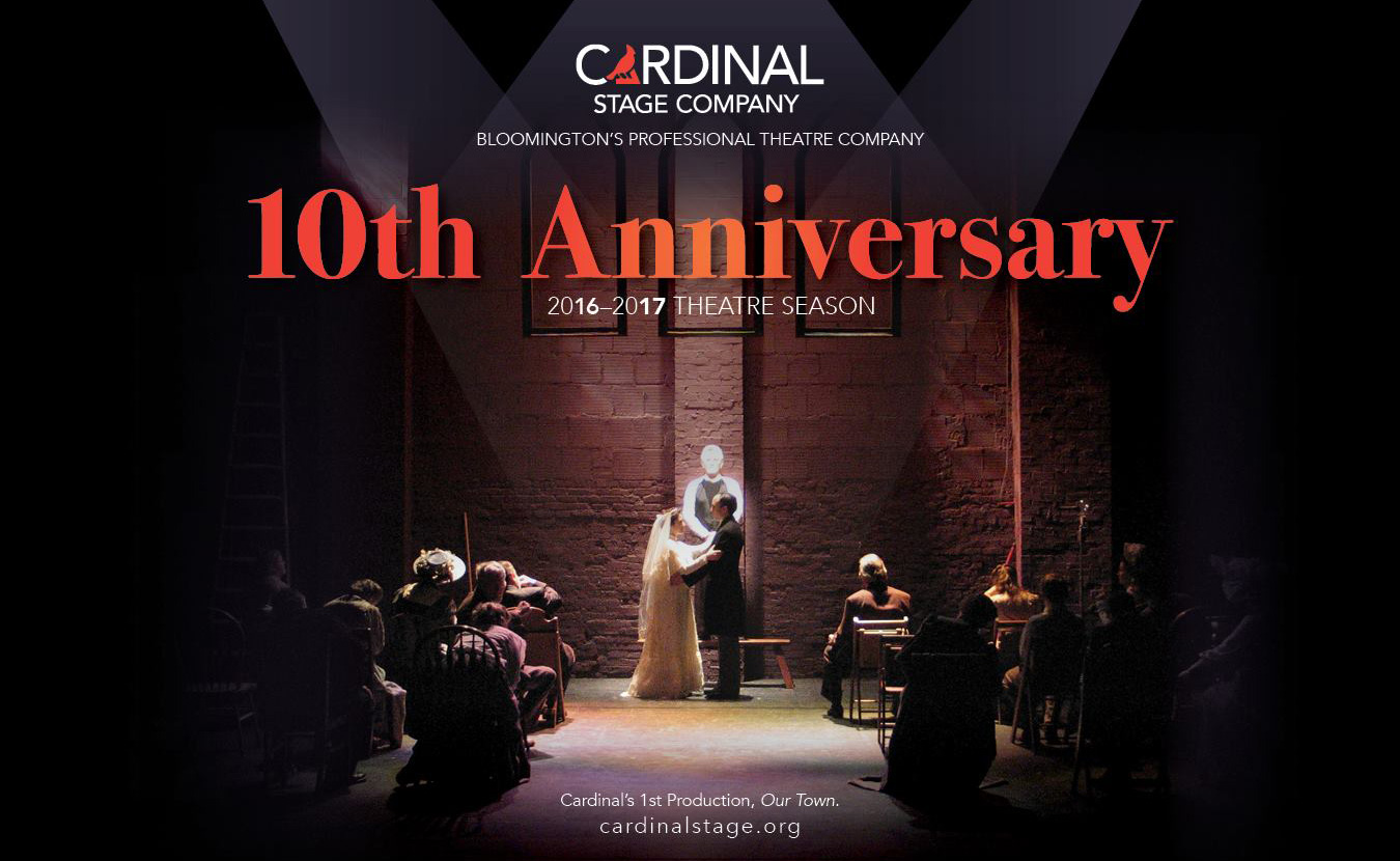 Cardinal Stage 10th Anniversary