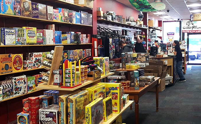Tabletop Gamers Discover Abundance Of Adventures In B Town