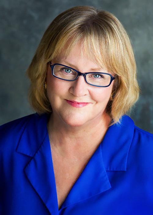 Bloomington City Council Vice President and Council Member At-Large Susan Sandberg. | Courtesy photo