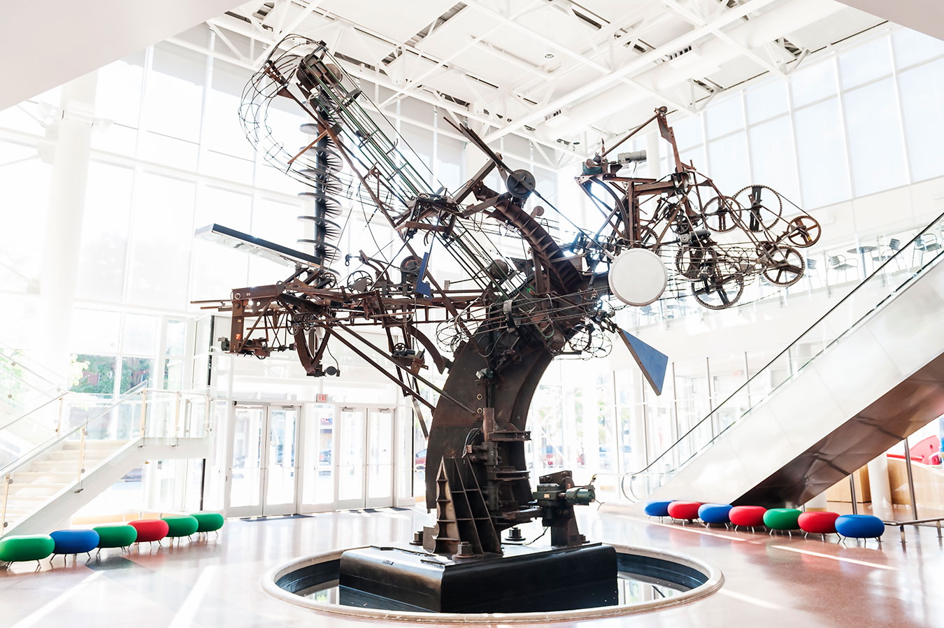 8 must see columbus artworks besides the famed architecture