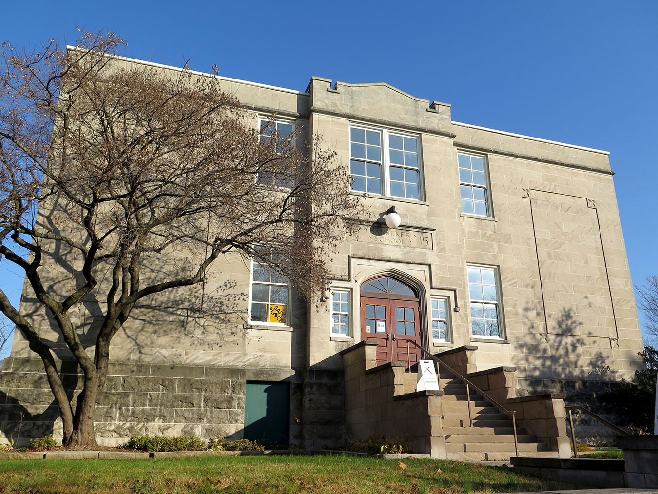 The Banneker Community Center.   Photo by Dason Anderson