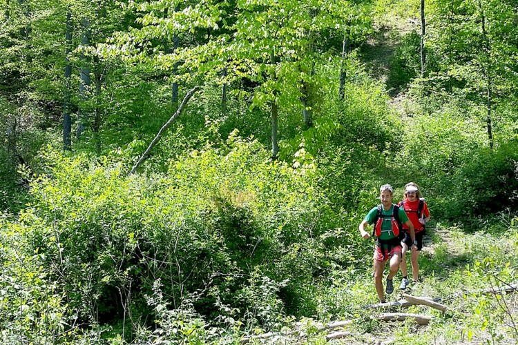 """Fastpacking mixes """"trail running for fitness and backpacking for pleasure,"""" says adventure-travel writer Michael Waterford. 