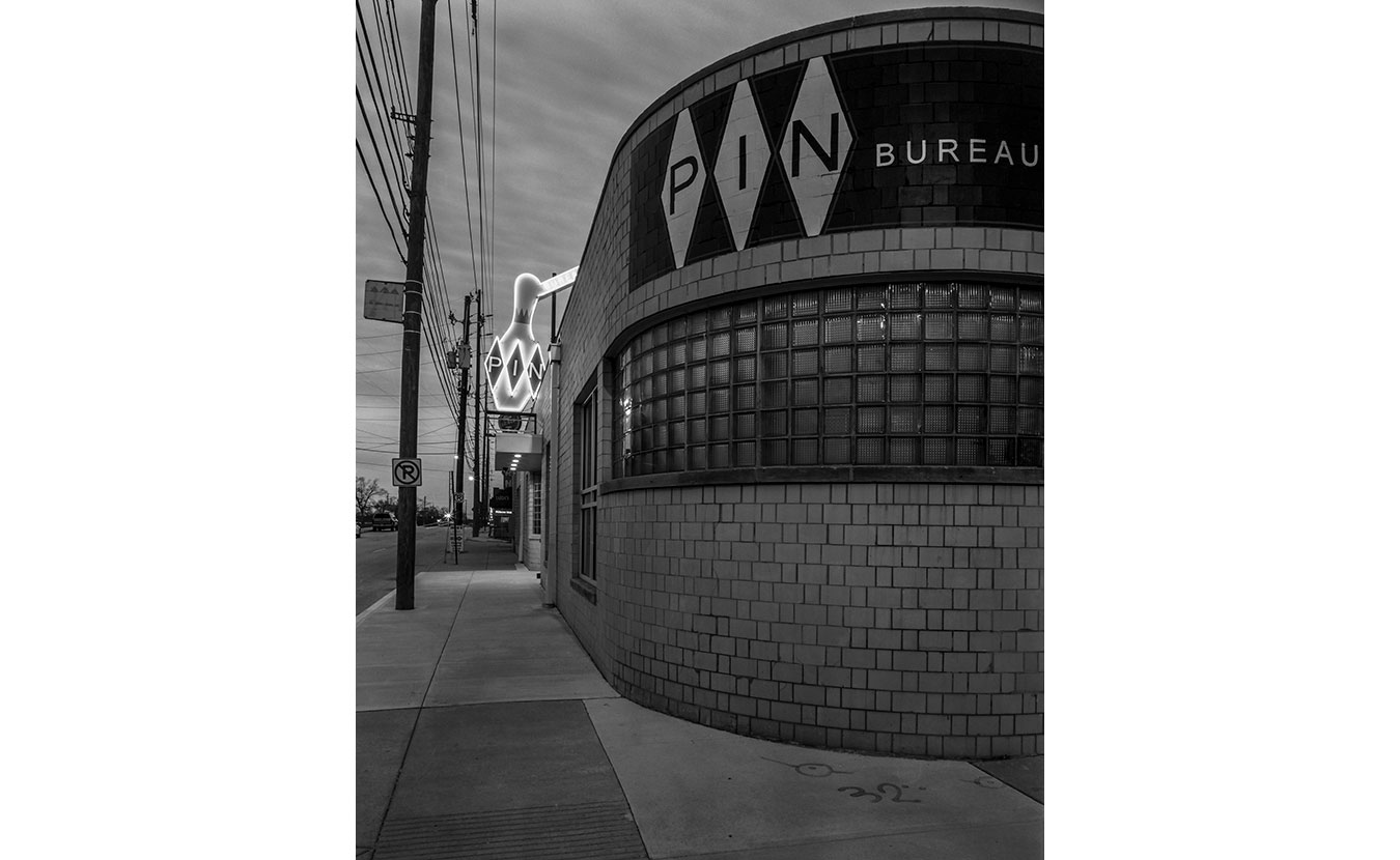 The Pin Bureau in Indianapolis. | Photo by Adam Reynolds