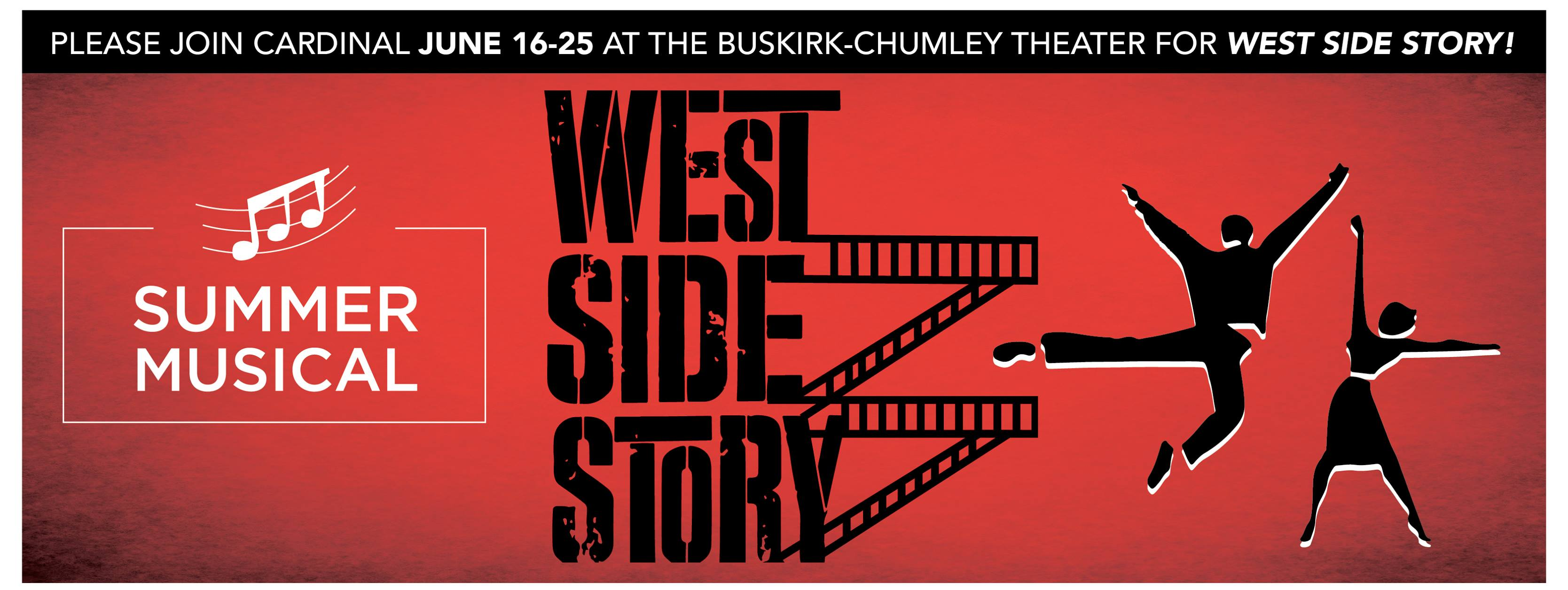 'All The Beautiful Sounds Of The World': 'West Side Story
