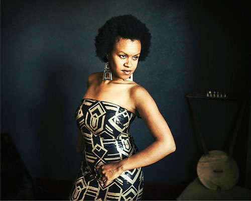 Meklit (Stylish Ethio-jazz). | Courtesy photo