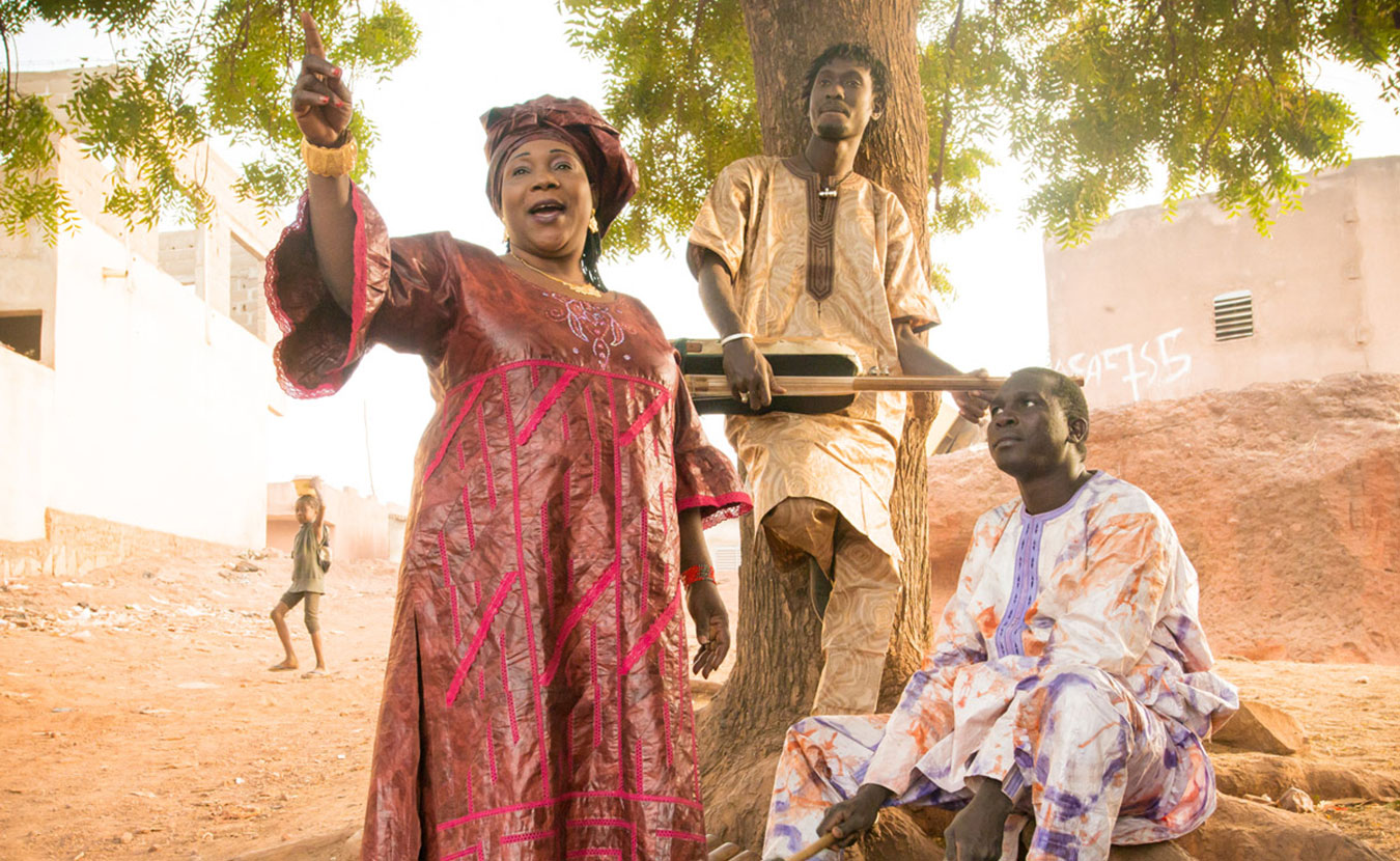 Trio da Kali (Mali/soulful Mandé griot traditions). | Courtesy photo