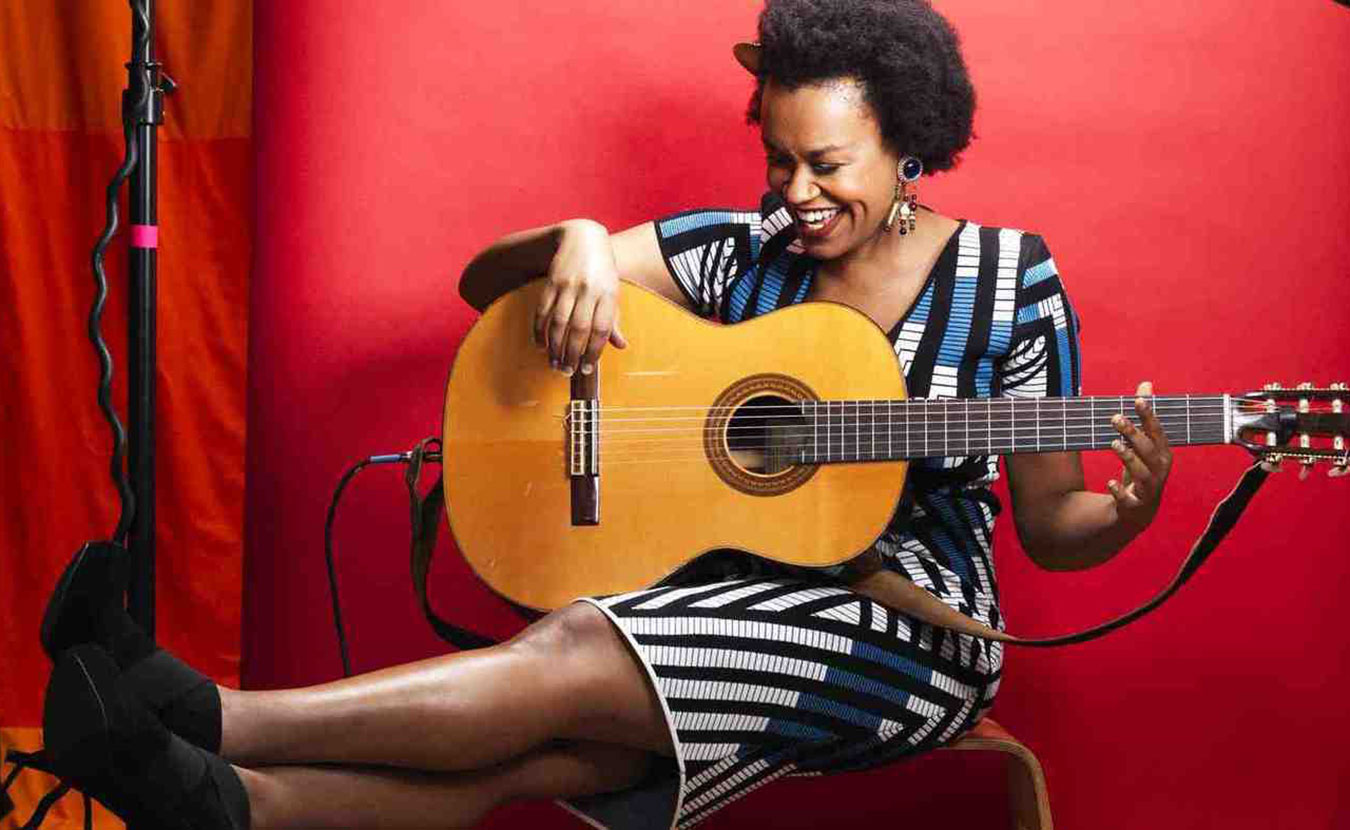 Meklit, an Ethiopian-born, Oakland-raised, Ethio-jazz musician and philanthropist. | Courtesy photo