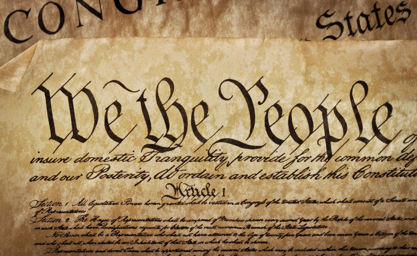 """The preamble to the Constitution begins """"We the People,"""" but in presidential elections, the founders gave more power to people in less-populous states. 