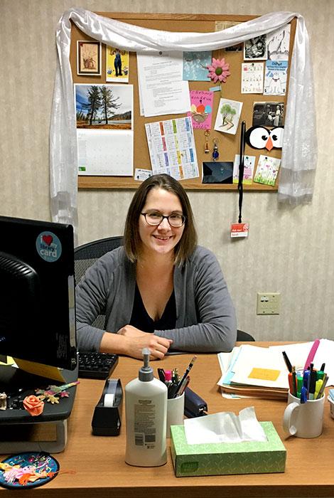 Bethany Turrentine, the director of VITAL. | Limestone Post