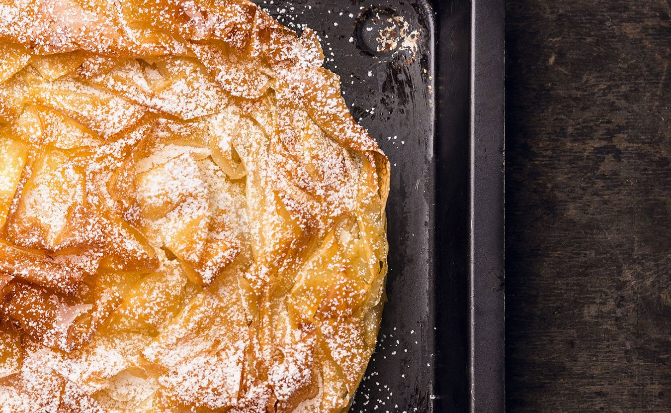 Kitchen sage Ruthie Cohen ponders the wonders, and challenges, of life through the tissue-thin lens of phyllo. Working with the delicate dough is much like life, she says. And using it for Moroccan-inspired confections, a revelation. | vicushka / 123RF Stock Photo