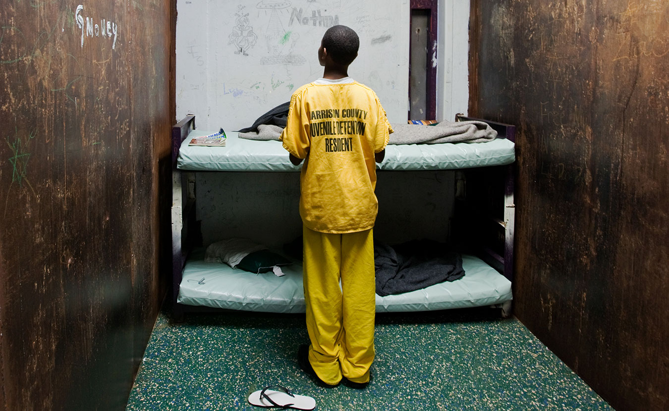 """Photographer and activist Richard Ross will be in Bloomington for a two-day interdisciplinary arts program, showing his photography series Juveniles in Justice, conducting a workshop, and discussing how artists can create """"in a time of rage,"""" among other events. 