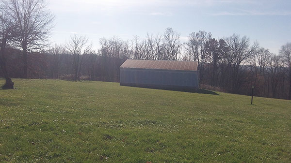 Uplands PEAK is moving to this bigger farm in Freedom, Indiana, which will allow them to take in more animals as well as more visitors, volunteers, and interns. | Courtesy photo