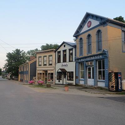 Metamora, Indiana.   Photo by David Wilson