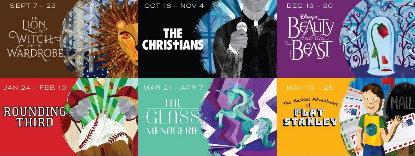 Cardinal Stage offers a variety of subscription options for the upcoming season that accommodate different interests and budgets.