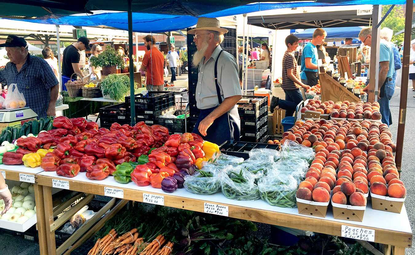 Buying from local farmers is a sure way to avoid foods from who-knows-where and grown with who-knows-what chemicals. And there are a variety of ways to make organic food more affordable, says writer Jared Posey.   Limestone Post