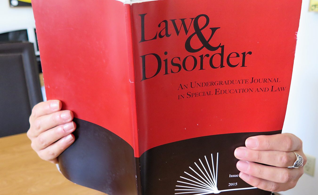 """In writer Ann Georgescu's third article on HOPE, an IU mentorship program for youths in juvenile-detention facilities across Indiana, she looks at how one of the young women used poetry to get her through the long days of incarceration. Her poem """"Big Brother"""" was published in """"Law and Disorder: An Undergraduate Journal in Special Education and Law.""""   Limestone Post"""