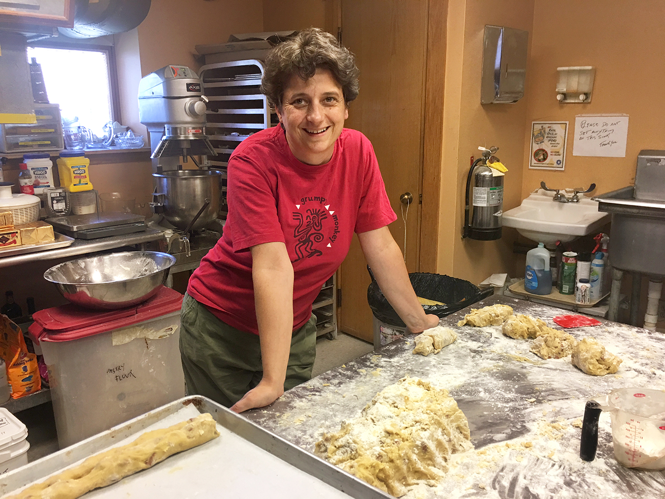 Maria Carlassare, owner of Piccoli Dolci. | Photo by Ruthie Cohen