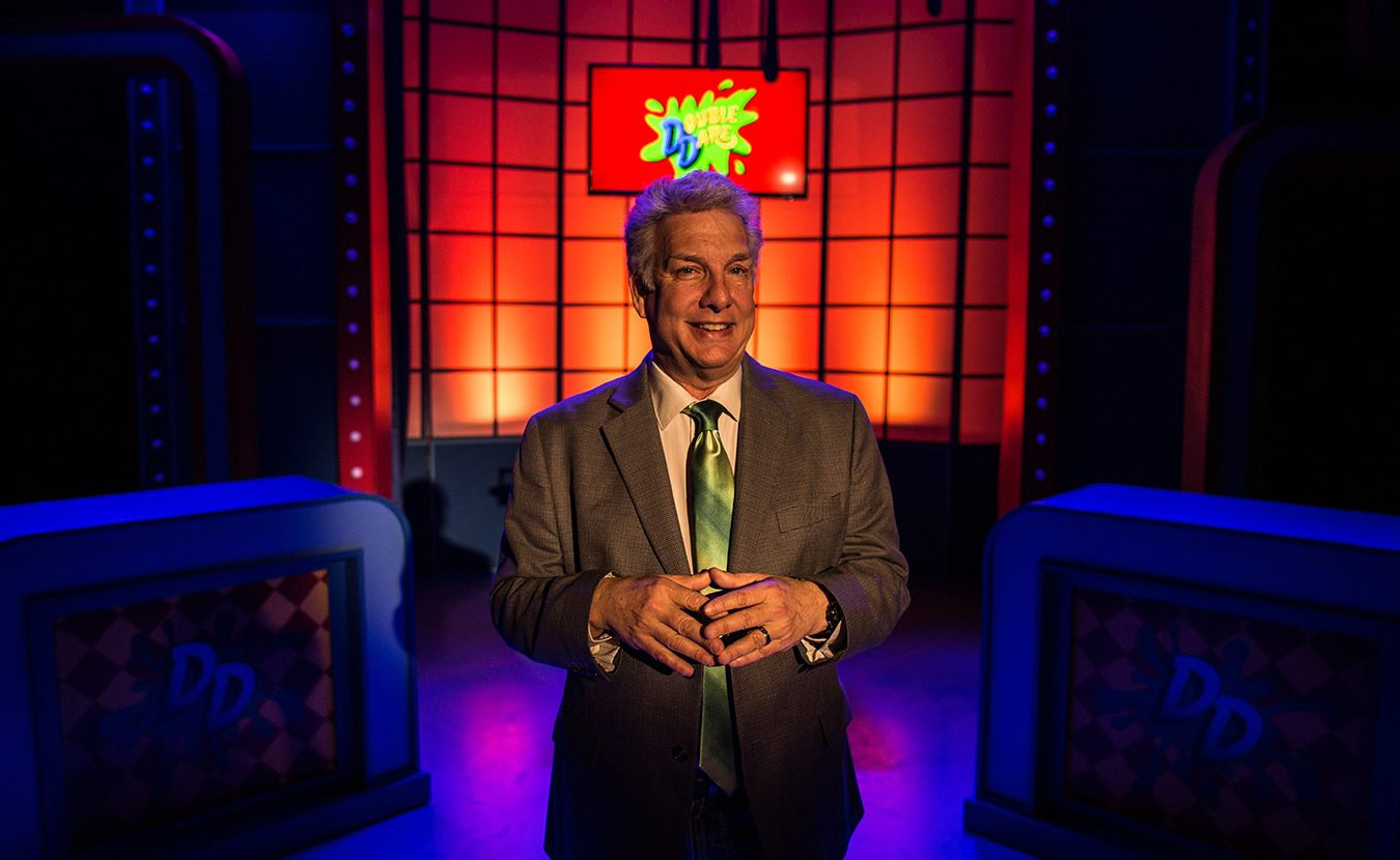 "Marc Summers, host of the gameshow 'Double Dare,' is back in town for the screening of the documentary 'On Your Marc' at IU Cinema. Writer Jennifer Pacenza talked to Summers and BPP's Chad Rabinovitz about ""Summers's deeply personal story"" and the 2016 BPP play, 'Everything In Its Place' (pictured here), during which much of the documentary was filmed. 
