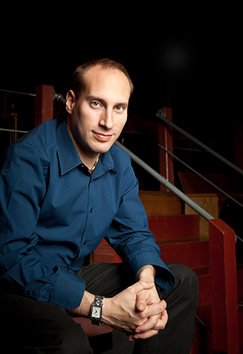 Chad Rabinovitz, producing artistic director of BPP and director of 'Everything In Its Place.' | Courtesy photo