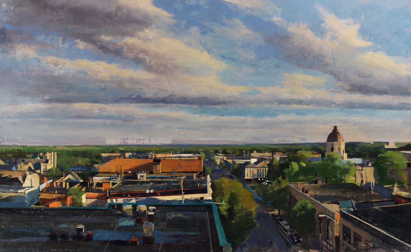"As we enter Thanksgiving holiday week — when ""belonging"" and feeling ""at home"" is such a part of the season — writer Amelia Brown describes Bloomington's ""warm feeling of familiarity"" and why she belongs here. 