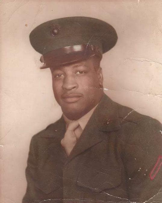 Booker's grandfather Earl. | Courtesy photo