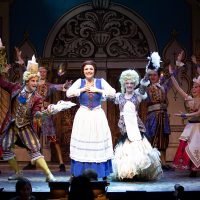 "Cardinal Stage's recent production of 'Disney's Beauty and the Beast.' Musicals ""can cost anywhere between 50 to 200 percent more to produce on average than a straight play with a similar cast size,"" says Gabe Gloden, Managing Director at Cardinal. Cardinal is committed to bringing quality professional theatre to the region and finding the funding to make that happen while keeping ticket prices affordable. 