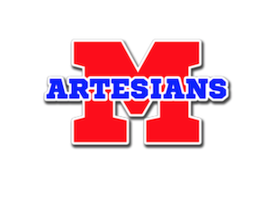 Martinsville High School Artesians