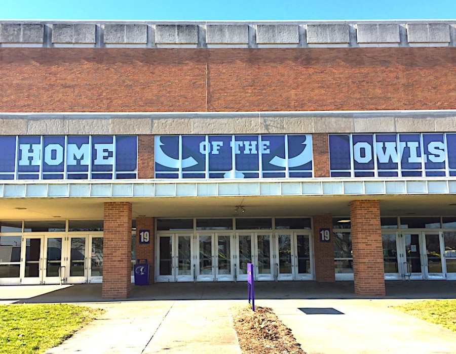 The Lloyd E. Scott Gymnasium, home of the Seymour High School Owls, seats 8,228 fans, the largest high school gym in the country. | Limestone Post