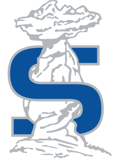 The Shoals High School Jug Rox, in Martin County, got the name from a nearby free-standing table rock formation, called Jug Rock, thought to be the largest in the U.S. east of the Mississippi River.