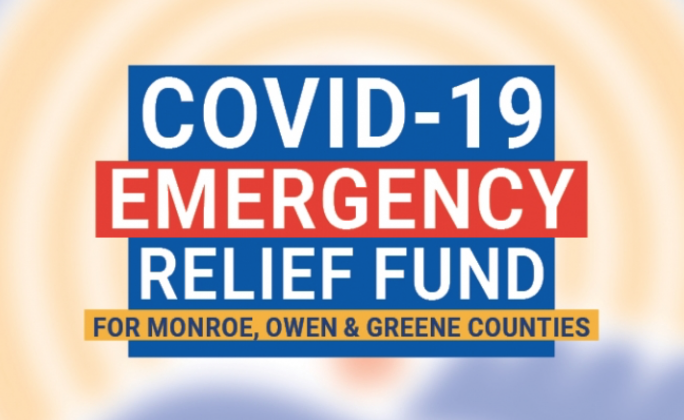 "United Way of Monroe County issued a press release announcing that nearly 30 local organizations are launching an emergency relief fund to support ""human service organizations in Monroe, Owen, and Greene counties"" during the COVID-19 outbreak. According to the press release, grants will be distributed to groups ""best positioned to meet the emerging needs resulting from this crisis."" 