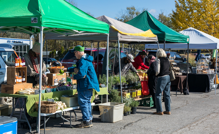 Bloomingfoods Co-op pulled together a temporary market at its east-side location last summer after Mayor John Hamilton shut down the Bloomington Community Farmers' Market for two weeks in August.