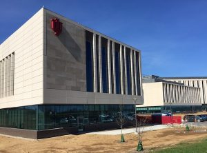 Many rural residents in southern Indiana do not live within one hour of a Level I or II trauma center. The current IU Health Bloomington Hospitaloperates a Level III trauma center, though this will change when the new facility (pictured) will include a Level II trauma center.  Photo by Limestone Post