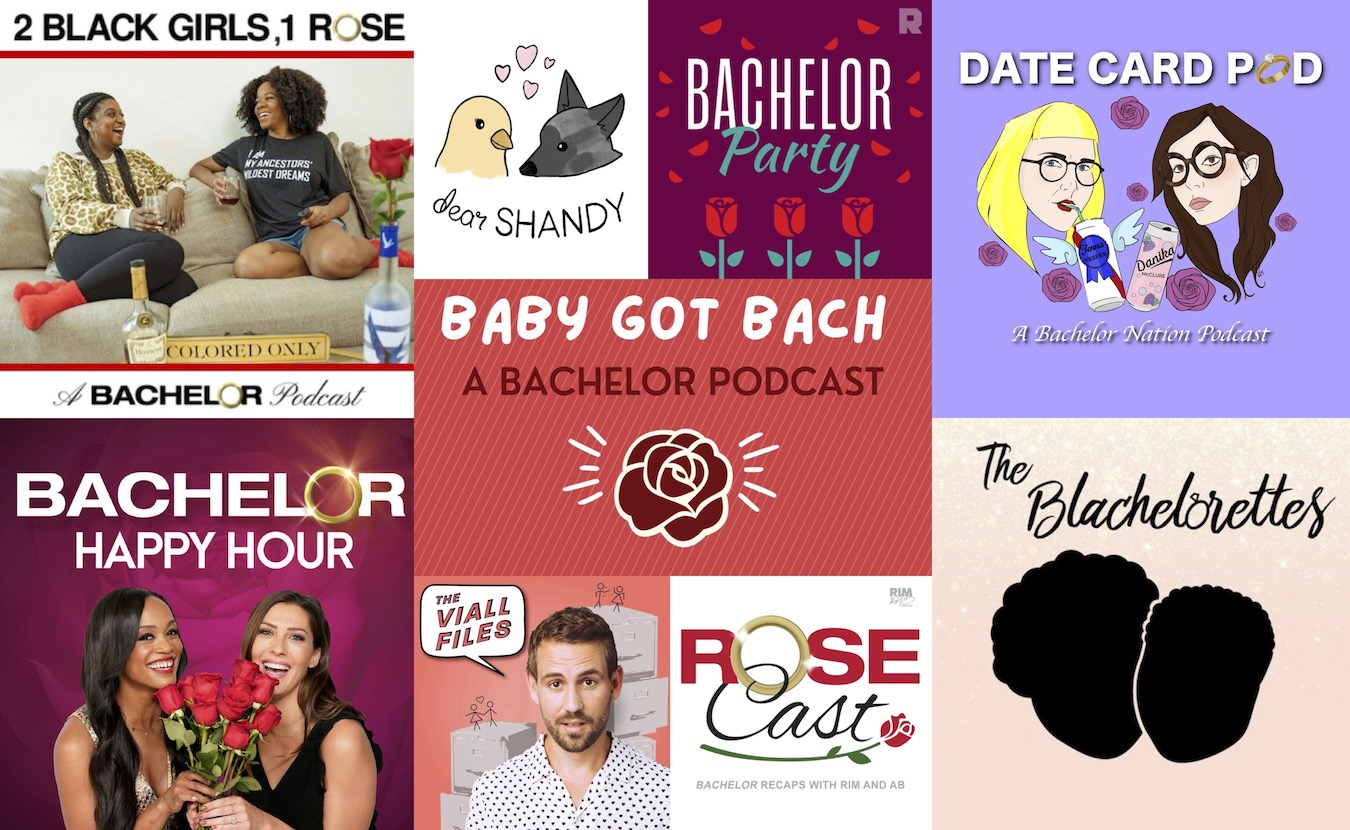Devoted fans of Bachelor Nation chase each two-hour episode with podcasts like '2 Black Girls, 1 Rose,' 'Baby Got Bach,' 'Rose Cast,' and 'Bachelor Party.' Mikayla Bartholomew and Victoria Price say they launched the podcast 'The Blckchelorettes' as a way to process the show's handling of Blackness and activism. | Image by Jenny El-Shamy