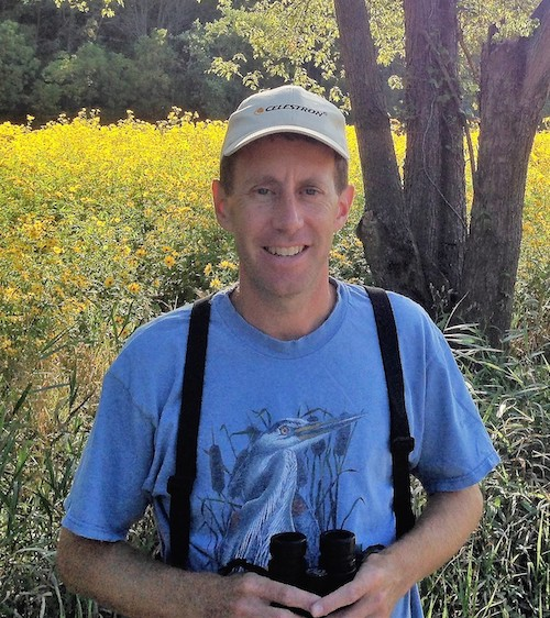 David Rupp runs IndiGo Birding Nature Tours and has led popular birdwatching excursions in southern Indiana and Central America. | Courtesy photo