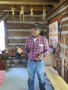 Stanley Madison still raises cattle and grows cropsnear his ancestors' community of Lyles Station in Gibson County, but his principal vocation is founder and president of the nonprofitLyles Station Historic Preservation Corporation.   Limestone Post