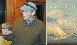 An avid birder since he was 12 years old, Scott Weidensaul is a citizen researcher, bird bander, and founder of the Project Owlnet. He also wrote the New York Times best-selling book 'A World on the Wing: The Global Odyssey of Migratory Birds.' | Courtesy photo and image